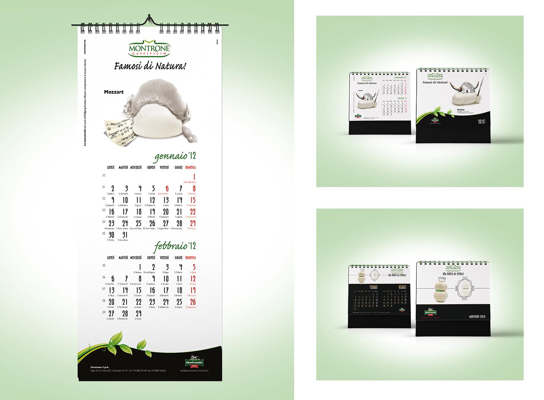 Calendario montrone