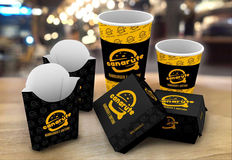 coordinata bicchieri canarute
