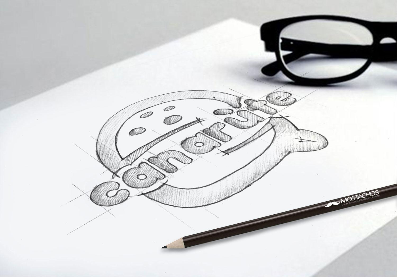 marchio canarute disegnato