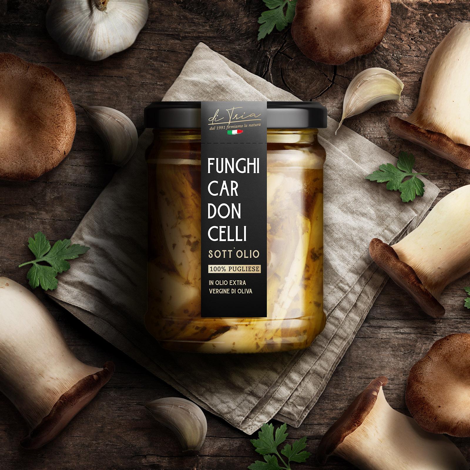 Funghi Sott'olio
