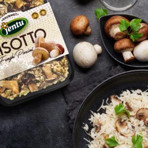 Jentu - Risotti gourmet pronti da gustare