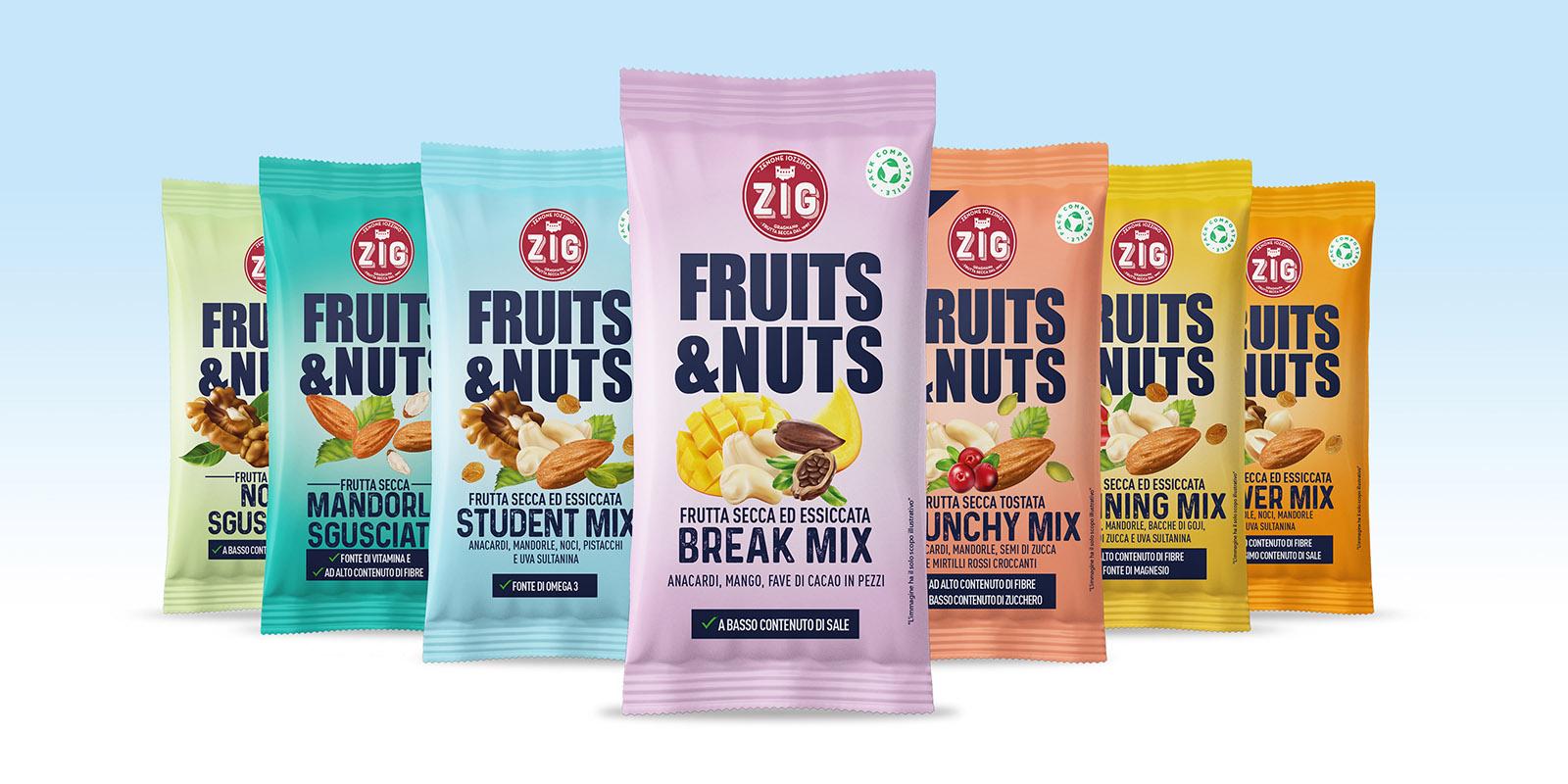 ZIG – Fruit&Nuts