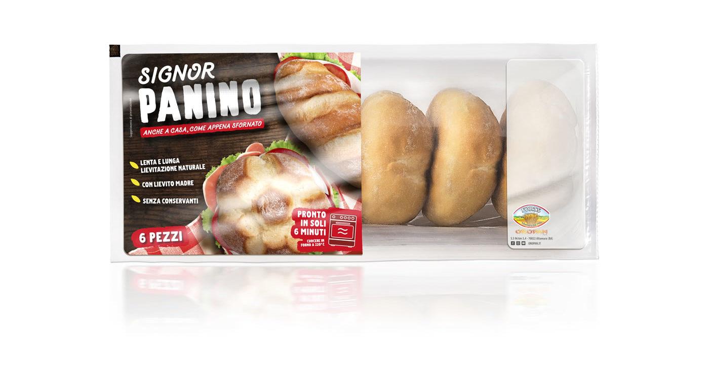 Signor panino – fronte rosette